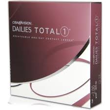 CIBA Dailies Total 90 Pack